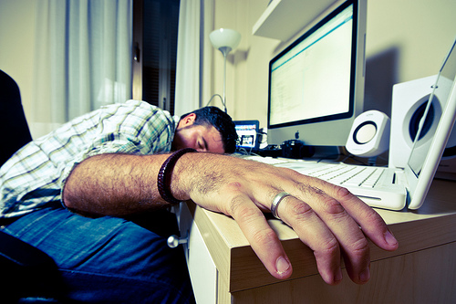 Why You Want to Nap at Work, and What to Do About It
