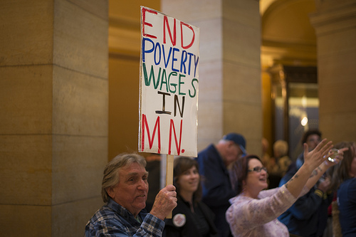 Even Red States Recognize That the Minimum Wage Is Too Low