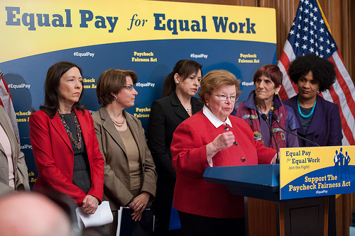 The Gender Pay Gap: Do We Need More Laws or More Enforcement?
