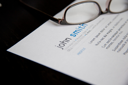5 Resume Mistakes to Avoid
