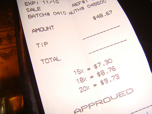 Should the US Abolish Tipping?