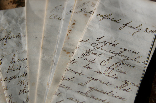 A New/Old Strategy for Career Success: Handwritten Letters