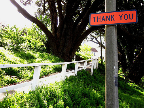 5 Reasons to Say 'Thank You!' More Often