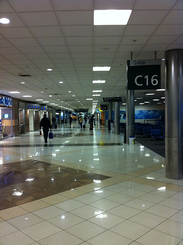 Healthy Secrets of America's 3 Busiest Airports