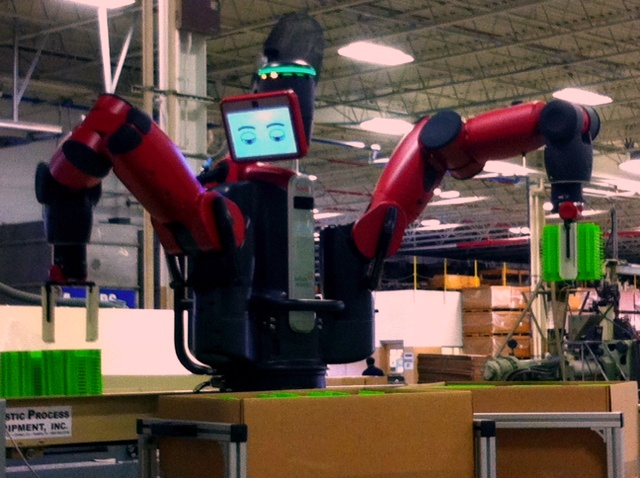 New Manufacturing Jobs, Thanks to Robots