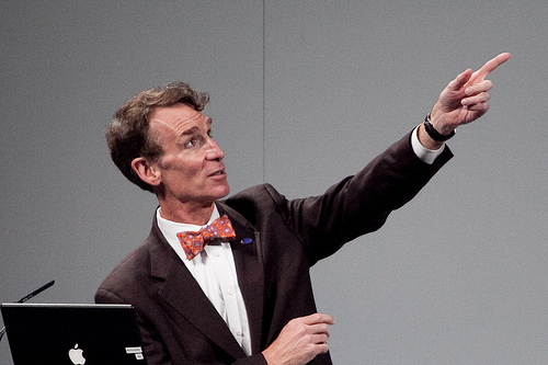 5 Career Lessons From Bill Nye the Science Guy