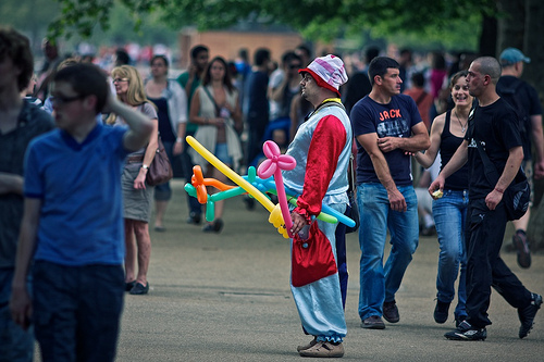 U.S. Threatened by Nationwide Clown Shortage