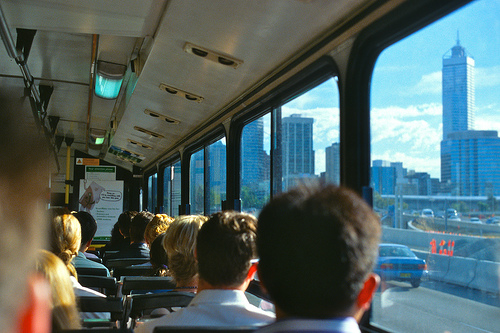 How Does Each Generation Commute to Work?