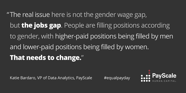 equal pay day quote