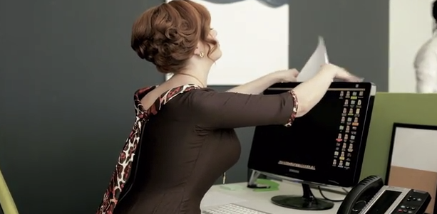 Christina Hendricks Makes a Plea for Equal Pay With PSA