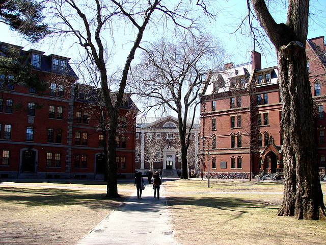 The Harvard Handout: Wealthy Donors Giving Big Money to Already Rich Colleges