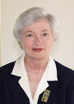 Janet Yellen Is a Woman, Might Soon Lead the Fed