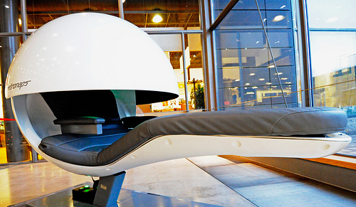 Nap Pods: Why Some Companies Are Letting Workers Sleep on the Job