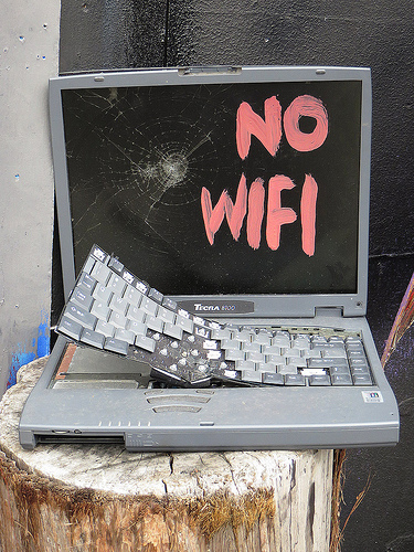 5 Productive Things to Do When You Don't Have Access to the Internet