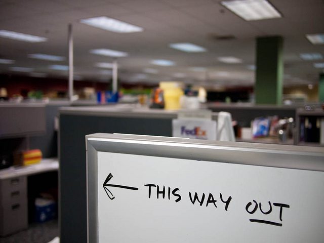 How Cubicles Became a Symbol of Workers' Discontent