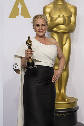 Oscar-Winner Patricia Arquette Calls for an End to the Gender Wage Gap