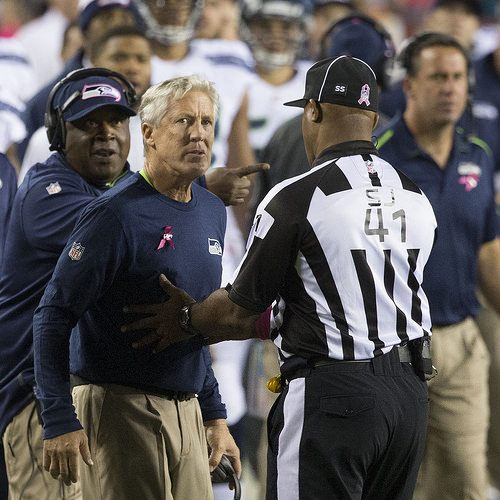 What We Can Learn From Pete Carroll: How to Explain a Bad Call on the Fly