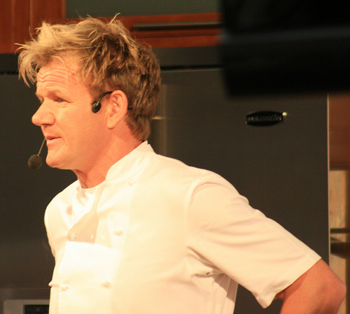 Chef Gordon Ramsay: Tyrant or Teddy Bear?