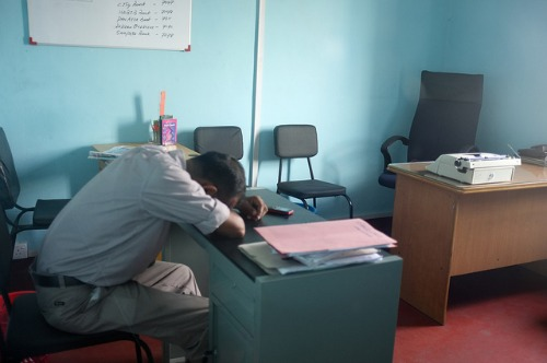 Is Sleep Deprivation Endangering Your Job?