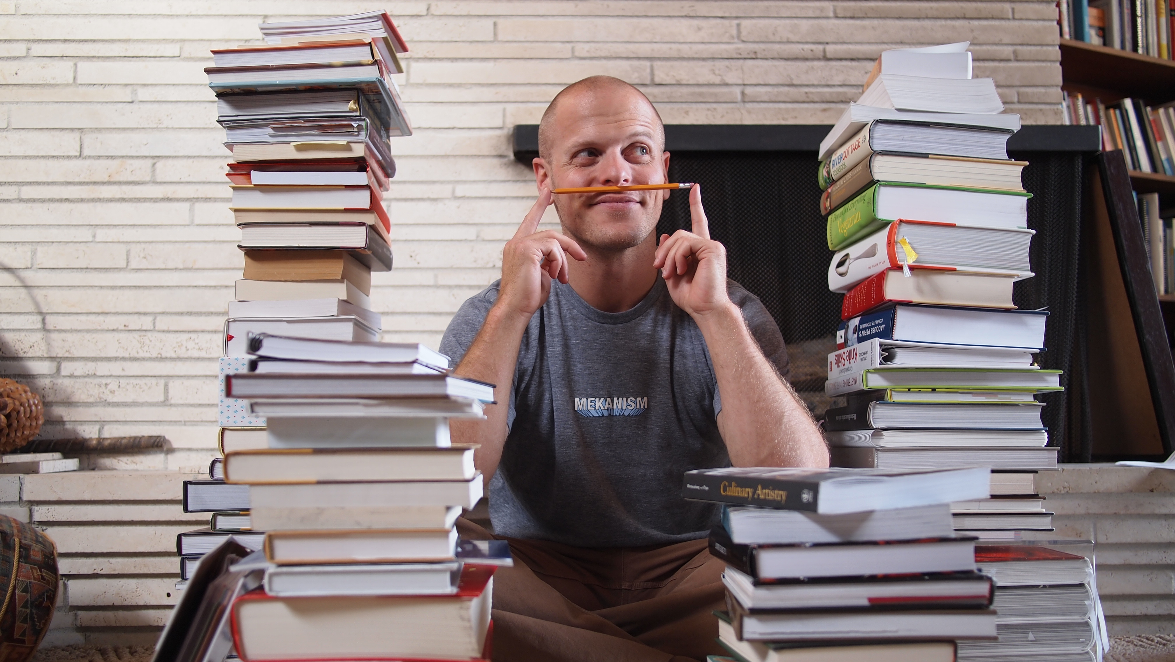 The Productivity Hacker Tim Ferriss Shares His Tips