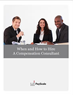 When and How to Hire a Compensation Consultant