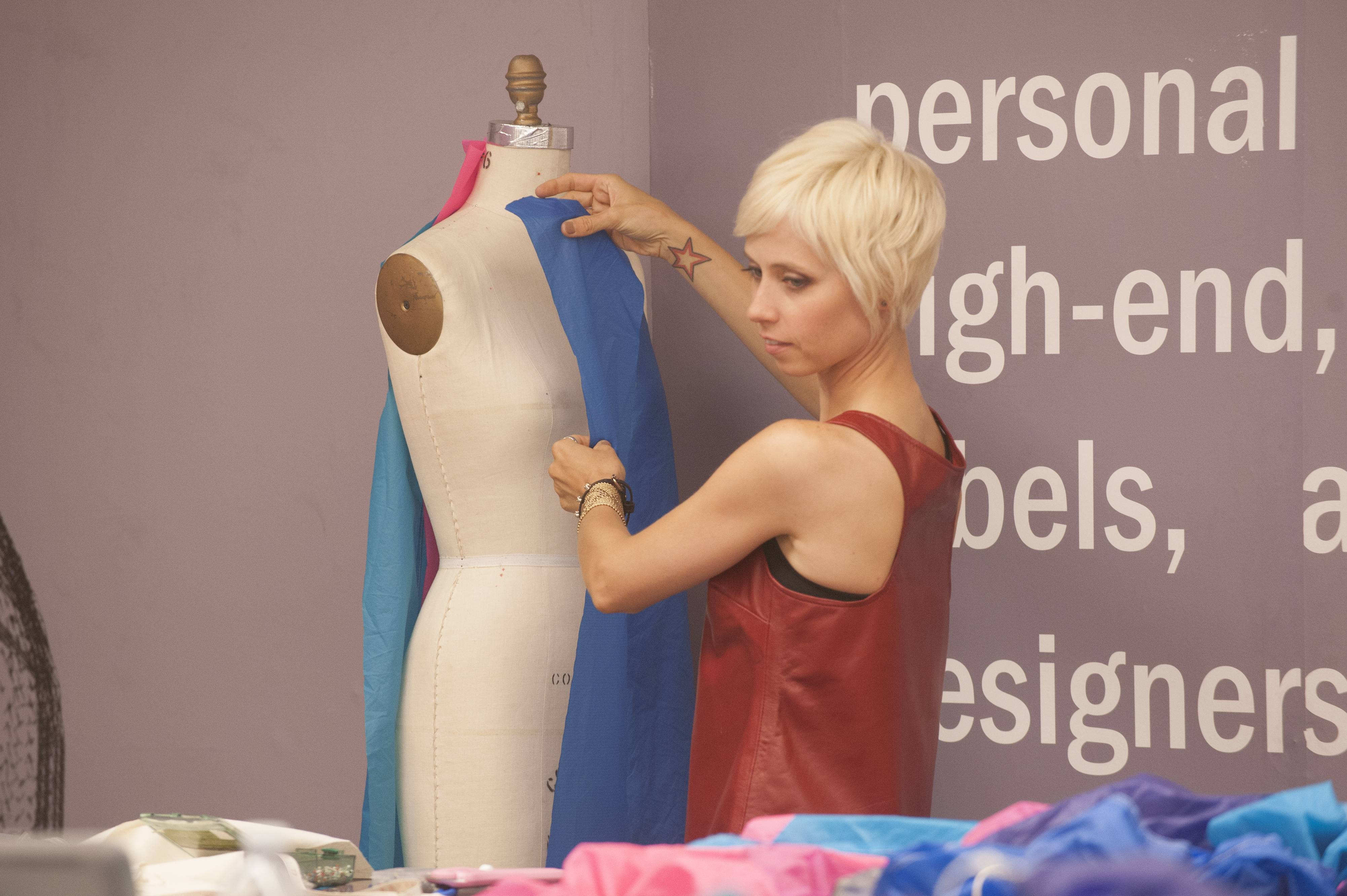 Designers Learn How to (Make It) Work on a New Season of Project Runway