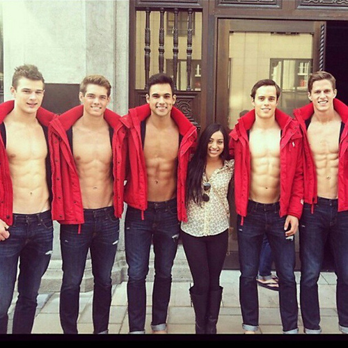 Abercrombie & Fitch Guys