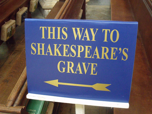Are the humanities as dead as Shakespeare himself?