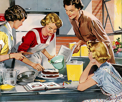 Is the 'New Domesticity' Bad for Women?