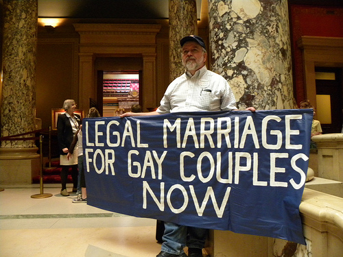 Legalizing Gay Marriage is Good for Business