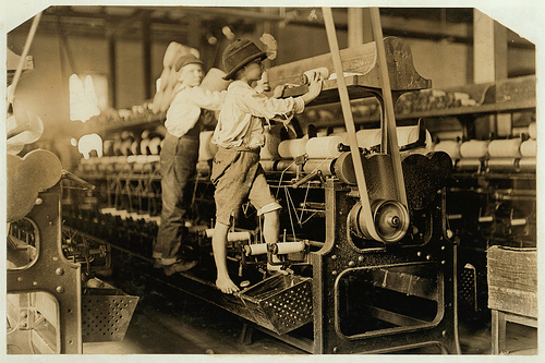 Child Labor Is Alive and Well and a Problem for You