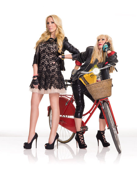 Starting Over at 70: XOX Betsey Johnson