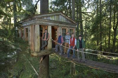 Cool Jobs on TV: Animal Planet's Treehouse Masters