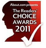 Vote for PayScale! 2011 Readers' Choice Awards on About.com