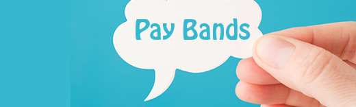Pay bands