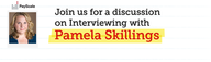 Ace the Job Interview with Pamela Skillings