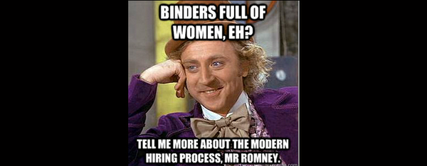 Binder debacle