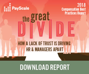 Compensation Best Practices Report