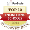 top ten engineering schools