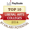 Best liberal arts colleges by salary potential