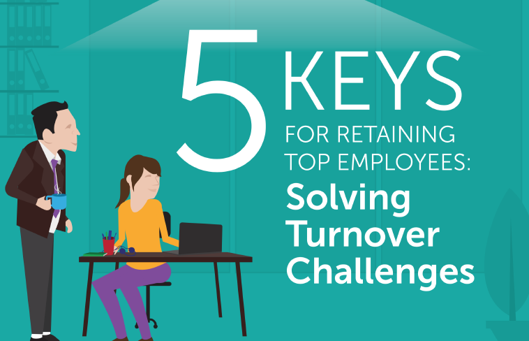 Five Keys for Retaining Employees