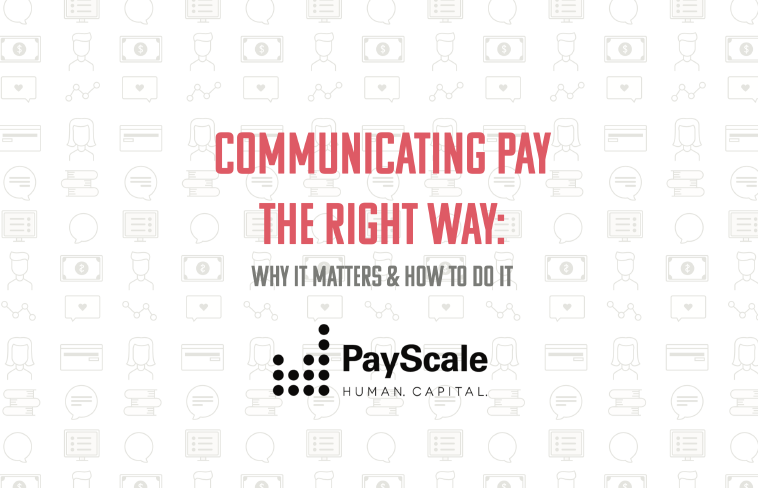 Communicating Pay the Right Way