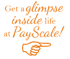 Get a glimpse inside life at PayScale