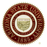 Arizona State University (ASU) logo