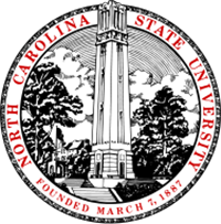 North Carolina State University (NCSU) logo