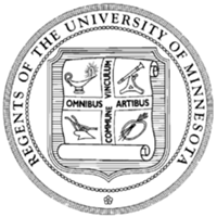 University of Minnesota - Twin Cities logo