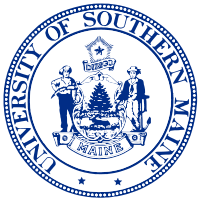 University of Southern Maine (USM) logo