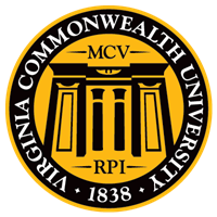 Virginia Commonwealth University (VCU) logo