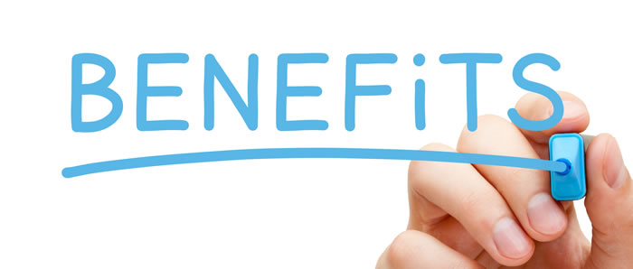 cleaning benefits