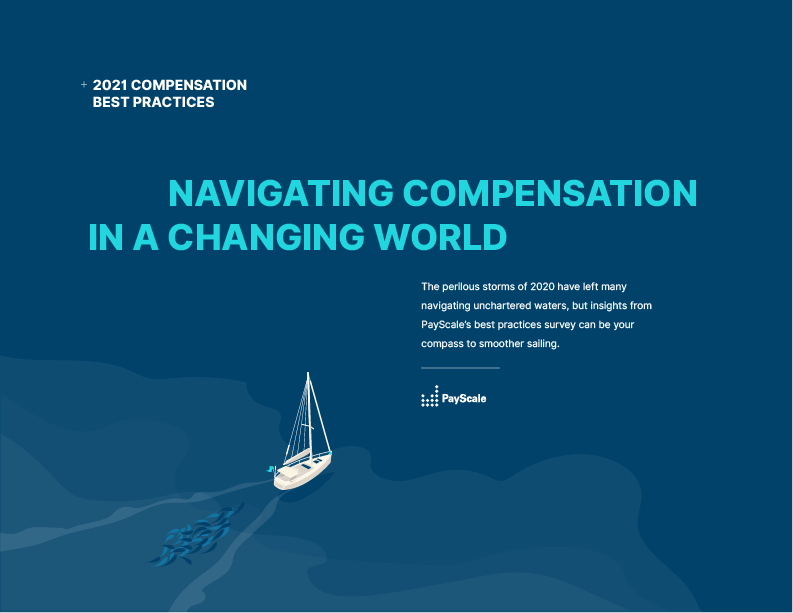 Navigating compensation in a changing world image